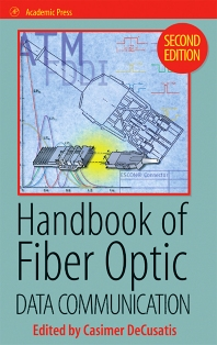 Cover image for Handbook of Fiber Optic Data Communication