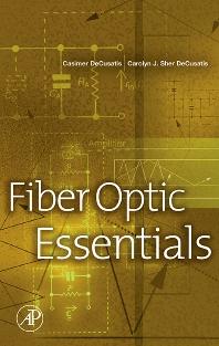 Cover image for Fiber Optic Essentials