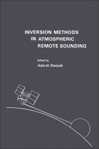 Inversion Methods in Atmospheric Remote Sounding - 1st Edition - ISBN: 9780122084508, 9780323144148