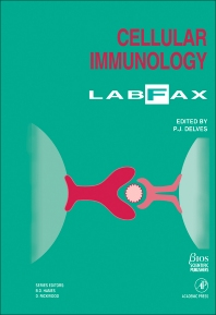 Cellular Immunology LabFax - 1st Edition - ISBN: 9780122088858, 9781483297705