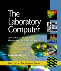 The Laboratory Computer, 1st Edition,John Dempster,ISBN9780122095511