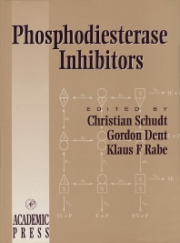 Phosphodiesterase Inhibitors - 1st Edition - ISBN: 9780122107207, 9780080538815