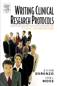 Writing Clinical Research Protocols, 1st Edition,Evan DeRenzo,Joel Moss,ISBN9780122107511