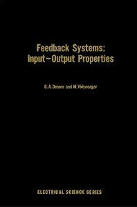 Feedback Systems: Input-output Properties - 1st Edition - ISBN: 9780122120503, 9780323157797