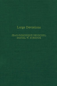 Large Deviations - 1st Edition - ISBN: 9780122131509, 9780080874579