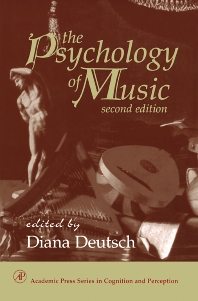 Psychology of Music - 2nd Edition - ISBN: 9780122135644, 9780080540030