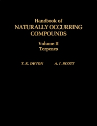 Handbook of Naturally Occurring Compounds V2 - 1st Edition - ISBN: 9780122136023, 9780323145107