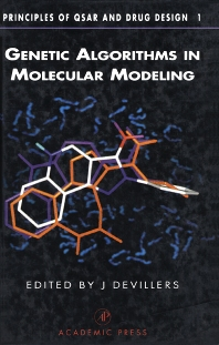 Genetic Algorithms in Molecular Modeling, 1st Edition,James Devillers,ISBN9780122138102