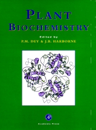 Plant Biochemistry - 1st Edition - ISBN: 9780123909213, 9780080525723