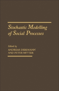 Cover image for Stochastic Modelling of Social Processes