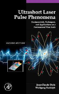 Cover image for Ultrashort Laser Pulse Phenomena