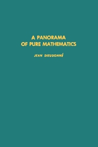 Cover image for A Panorama of Pure Mathematics, As Seen by N. Bourbaki