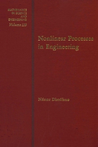 Cover image for Nonlinear Processes in Engineering