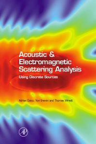 Acoustic and Electromagnetic Scattering Analysis Using Discrete Sources, 1st Edition,Adrian Doicu,Yuri Eremin,Thomas Wriedt,ISBN9780122197406