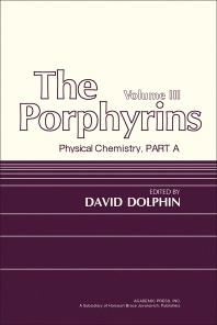 The Porphyrins V3 - 1st Edition - ISBN: 9780122201035, 9780323143905