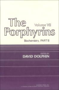 Cover image for The Porphyrins V7