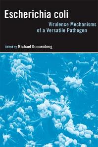 Cover image for E. coli