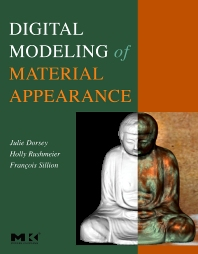 Cover image for Digital Modeling of Material Appearance