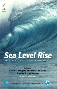 Sea Level Rise - 1st Edition - ISBN: 9780122213458, 9780080516790
