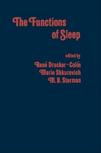 The Functions of Sleep - 1st Edition - ISBN: 9780122223402, 9780323156400