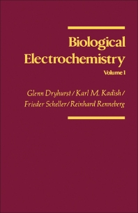 Biological Electrochemistry - 1st Edition - ISBN: 9780122224010, 9780323146036