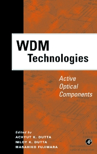 Cover image for WDM Technologies: Active Optical Components