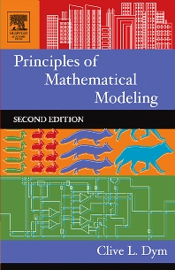 Cover image for Principles of Mathematical Modeling