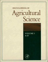 Encyclopedia of Agricultural Science, Four-Volume Set, 1st Edition,Charles Arntzen,ISBN9780122266706