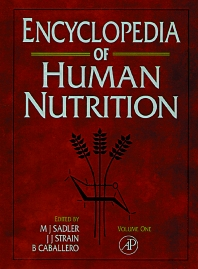 Encyclopedia of Human Nutrition, Three-Volume Set