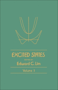 Excited States V3 - 1st Edition - ISBN: 9780122272035, 9780323154147
