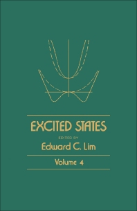 Excited States - 1st Edition - ISBN: 9780122272042, 9781483275475