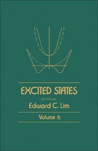 Excited States - 1st Edition - ISBN: 9780122272066, 9781483275482