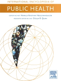 International Encyclopedia of Public Health, 1st Edition,Kristian Heggenhougen,ISBN9780122272257