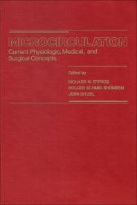 Microcirculation - 1st Edition - ISBN: 9780122325601, 9780323155496