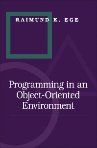Cover image for Programming in an Object-Oriented Environment