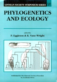 Phylogenetics and Ecology, 1st Edition,Paul Eggleton,Richard Vane-Wright,ISBN9780122329906