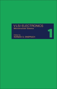 Cover image for VLSI Electronics