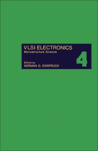 VLSI Electronics - 1st Edition - ISBN: 9780122341045, 9781483217710