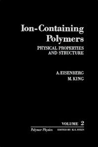 Ion-Containing Polymers - 1st Edition - ISBN: 9780122350504, 9780323156752