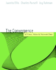 Cover image for Voice, Video, and Data Network Convergence