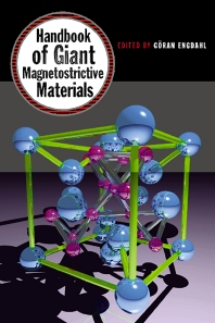 Cover image for Handbook of Giant Magnetostrictive Materials