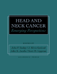 Head and Neck Cancer - 1st Edition - ISBN: 9780122399909, 9780080533841