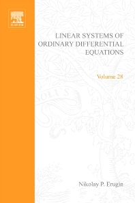 Cover image for Linear Systems of Ordinary Differential Equations, with Periodic and Quasi-Periodic Coefficients