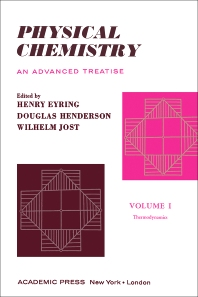 Physical Chemistry An Advanced Treatise - 1st Edition - ISBN: 9780122456015, 9780323143479