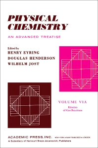 Kinetics Of Gas Reaction VIA - 1st Edition - ISBN: 9780122456060, 9780323147064