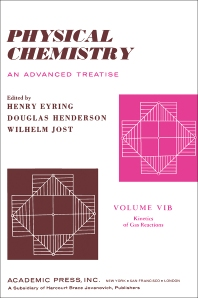 Kinetics Of Gas Reaction VIB - 1st Edition - ISBN: 9780122456565, 9780323146562