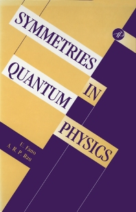 Symmetries in Quantum Physics - 1st Edition - ISBN: 9780122484551, 9780080542171