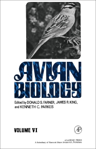 Avian Biology - 1st Edition - ISBN: 9780122494062, 9781483269450