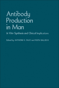 Antibody Production in Man  - 1st Edition - ISBN: 9780122499500, 9780323151528