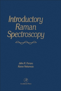 Introductory Raman Spectroscopy - 1st Edition - ISBN: 9780122539909, 9780323137904